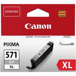 Cartuccia Inchiostro Canon Pixma CLI-571GY XL Grigio