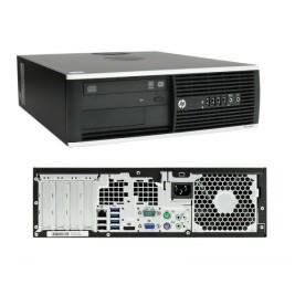 HP Compaq Elite 8300 SFF – i5 – RAM 8GB – SSD 240GB| Ricondizionato