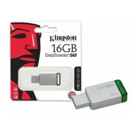 Kingston Pendrive 16GB Datatravel 50