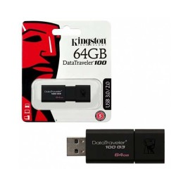 Kingston Pendrive 64GB Datatravel 100