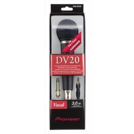 Pioneer Microfono a gelato DV20