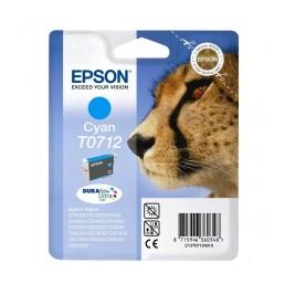 Cartuccia Inchiostro Epson T0712 Ciano